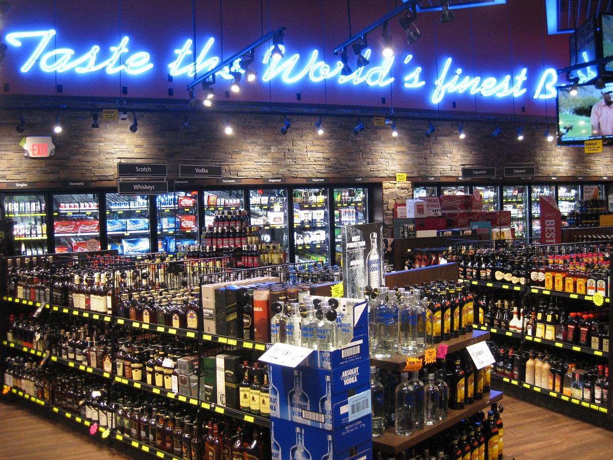 Liquor Store 3