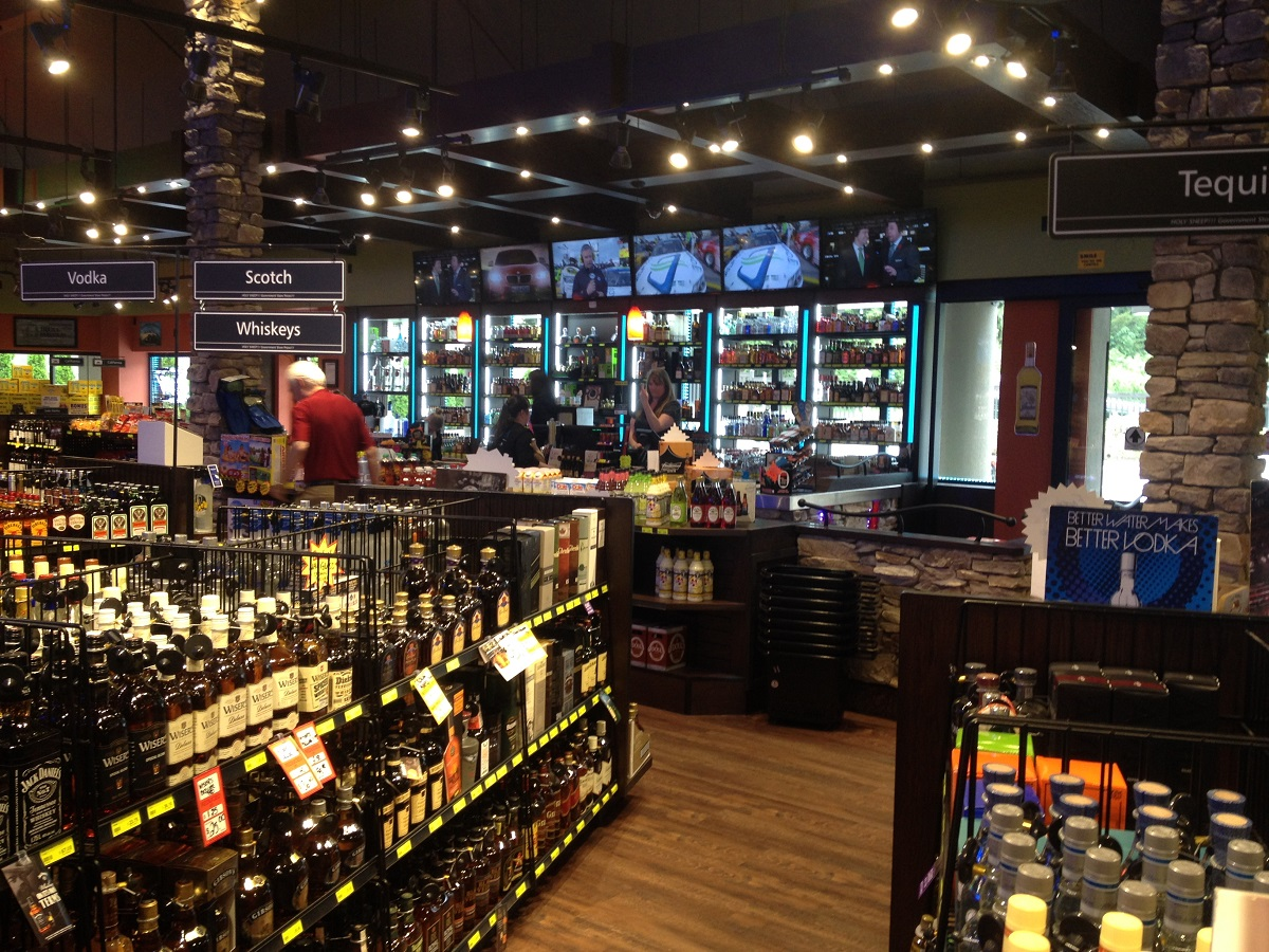 Liquor Store 4